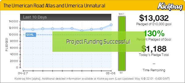 The Umerican Road Atlas and Umerica Unnatural -- Kicktraq Mini