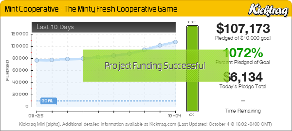 Mint Cooperative - The Minty Fresh Cooperative Game -- Kicktraq Mini